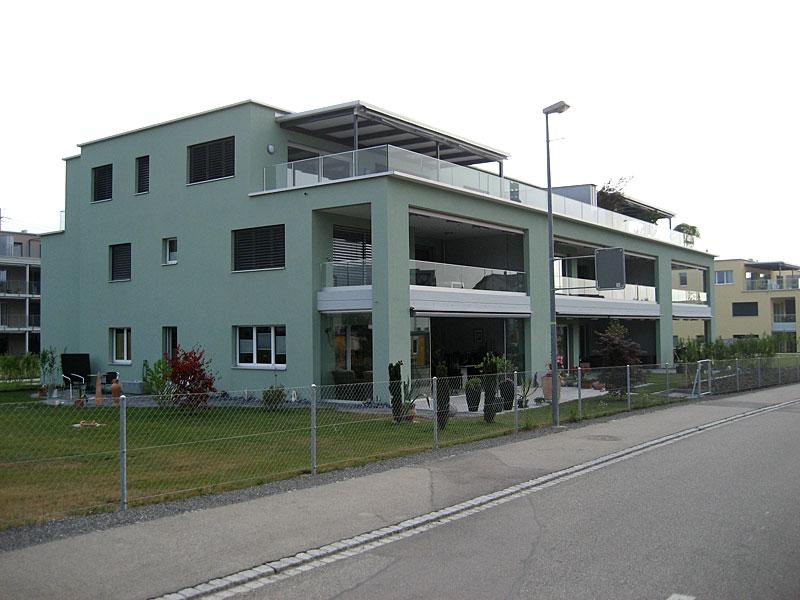 Wohnüberbauung Blumenpark in Wilen bei Wil