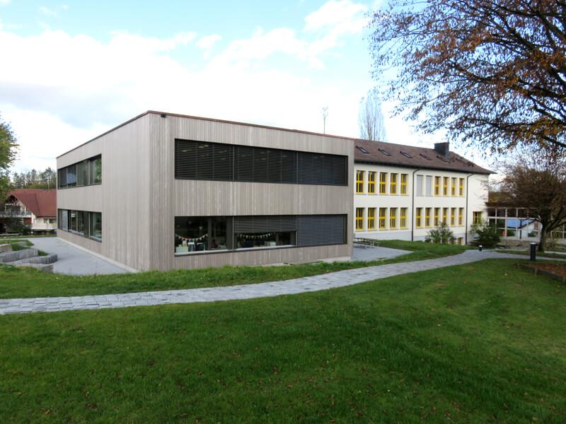 Neubau Mittelstufenschulhaus in Affeltrangen