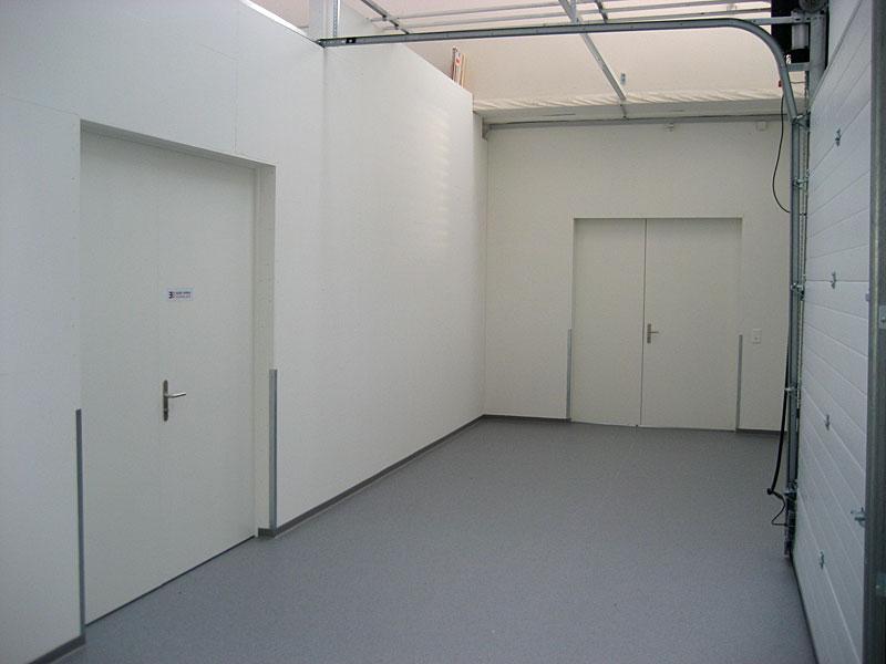 Umbau eines alten Produktionsgebäudes in Gähwil