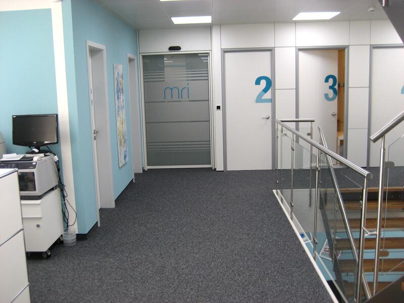 Umbau Radiologie am Graben in Winterthur