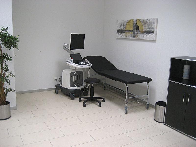 Ausbau eines neuen Radiologiezentrums in Gossau SG