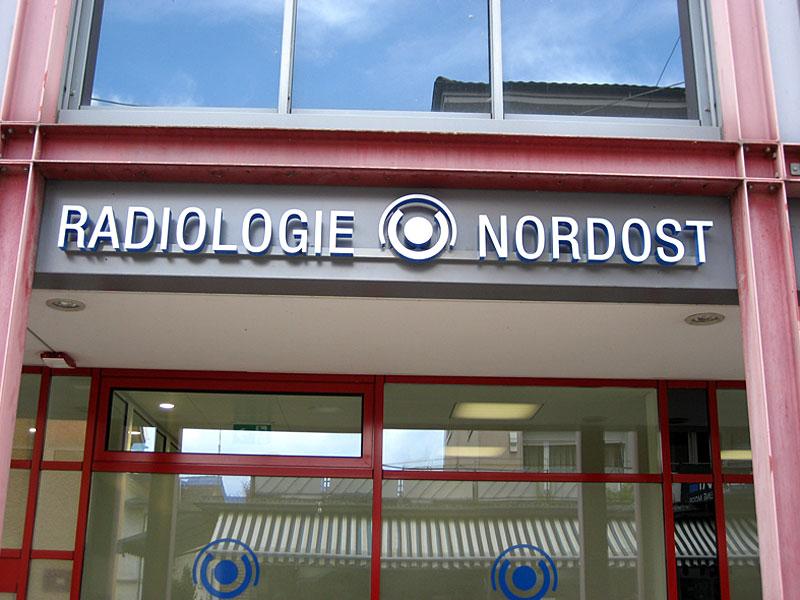 Ausbau eines neuen Radiologiezentrums in Romanshorn