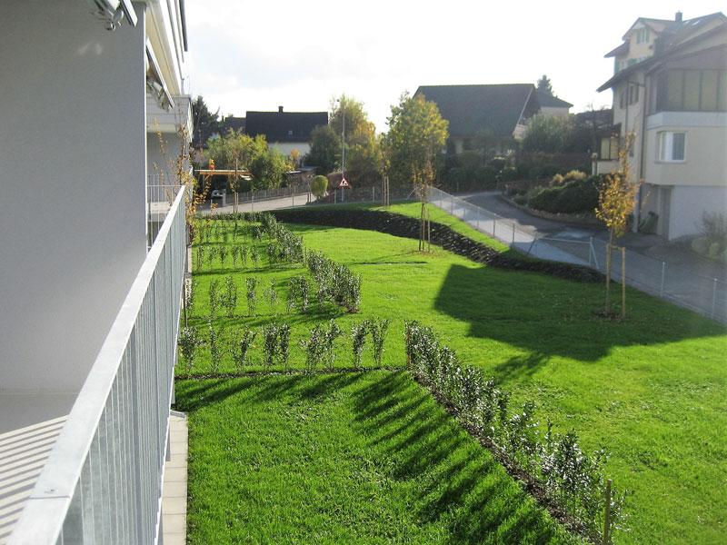 Wohnüberbauung Sommerwiese in Wilen bei Wil