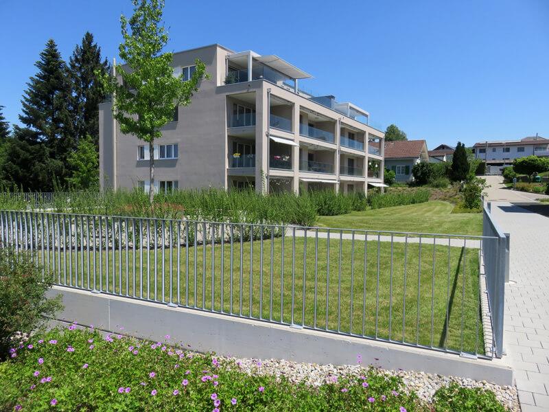 Wohnüberbauung Sonnental in Ganterschwil