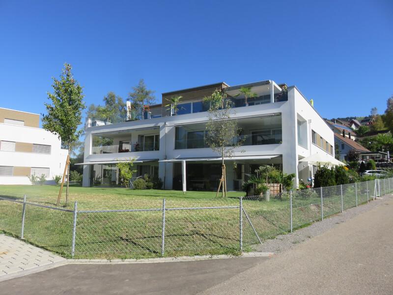 Wohnüberbauung Speersicht in Neu St. Johann