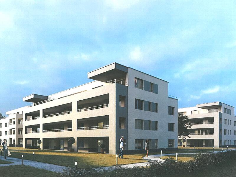 Wohnüberbauung Ottilienpark in Bütschwil